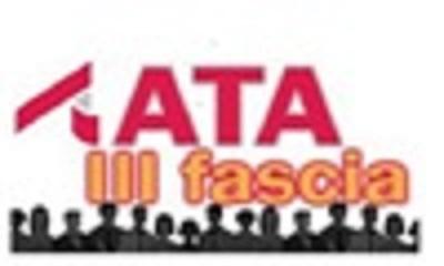 Graduatorie ATA 3^ fascia